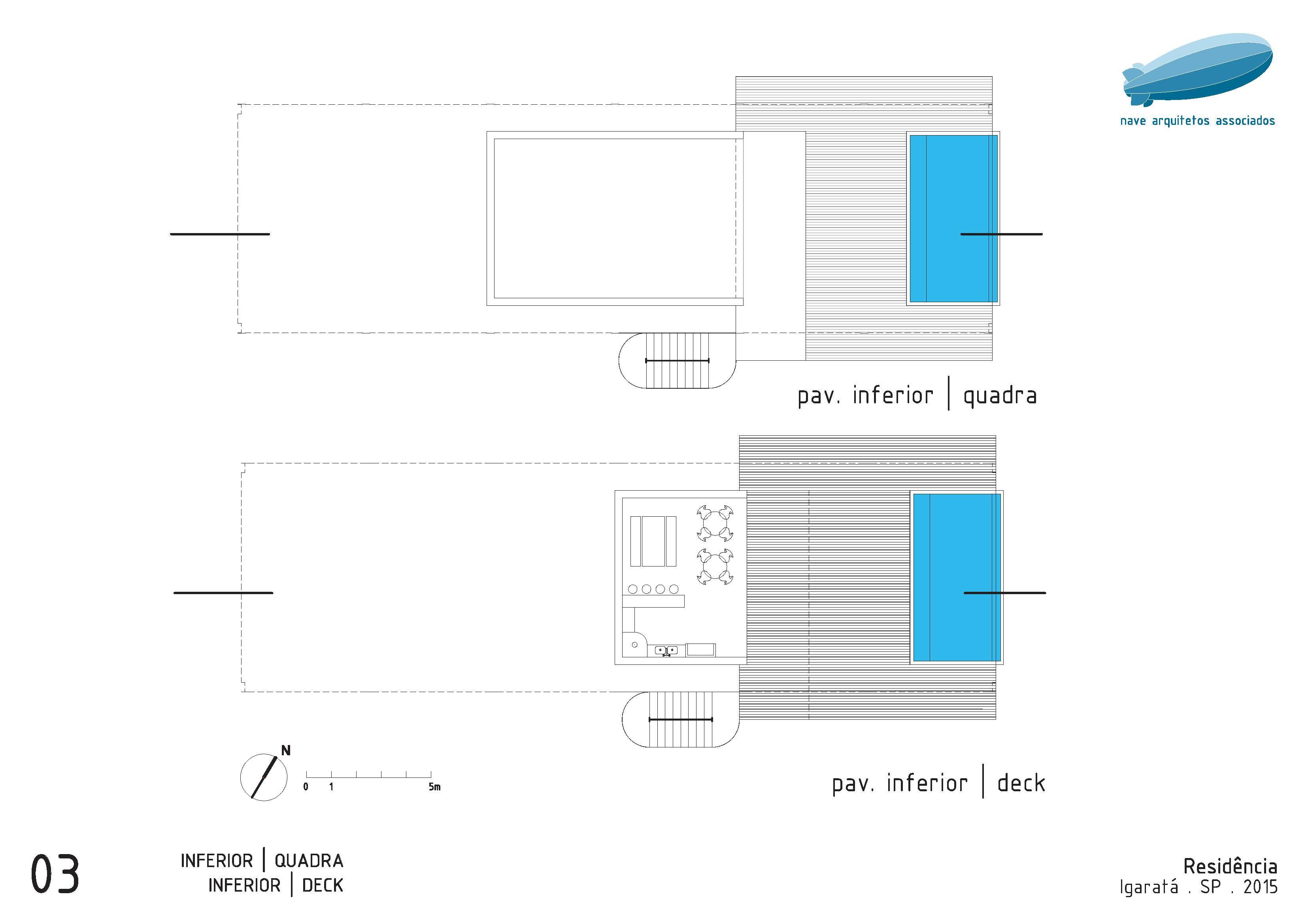 inferior | quadra e deck
