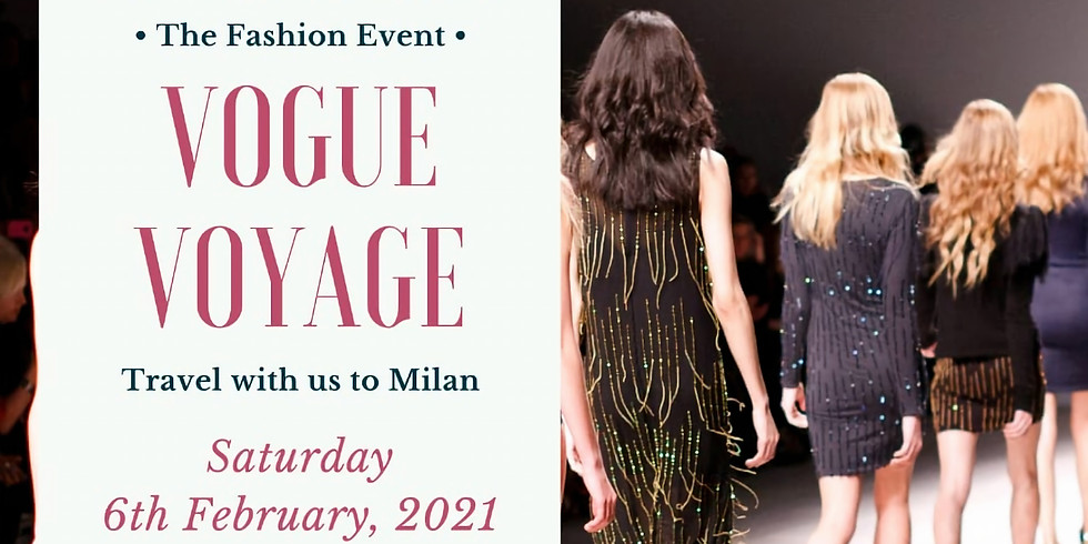 Vogue Voyage ( Fashion Show)