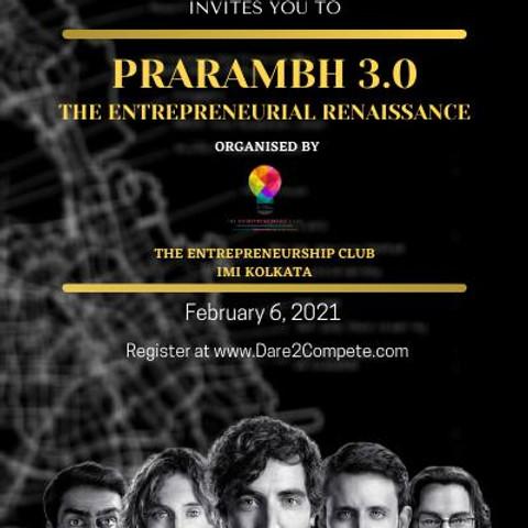 Prarambh: B-Plan Challenge