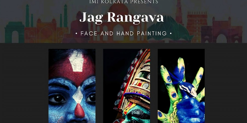 Jag Rangava (Face and Hand Painting Competition)