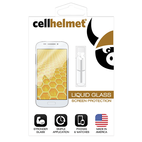 Cellhelmet Liquid Glass Screen Protector
