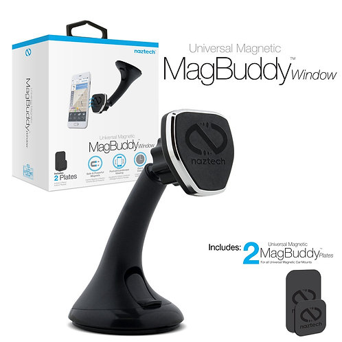 MagBuddy Windshield