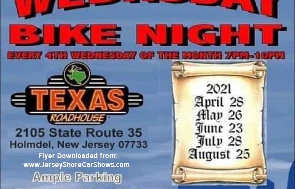 Texas Roadhouse Bike Night 2021