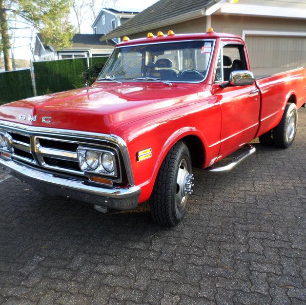 1972 GMC Sierra Grande 3500