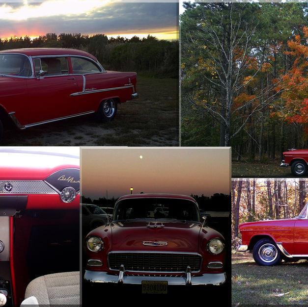 1955 Chevy Belair 2400