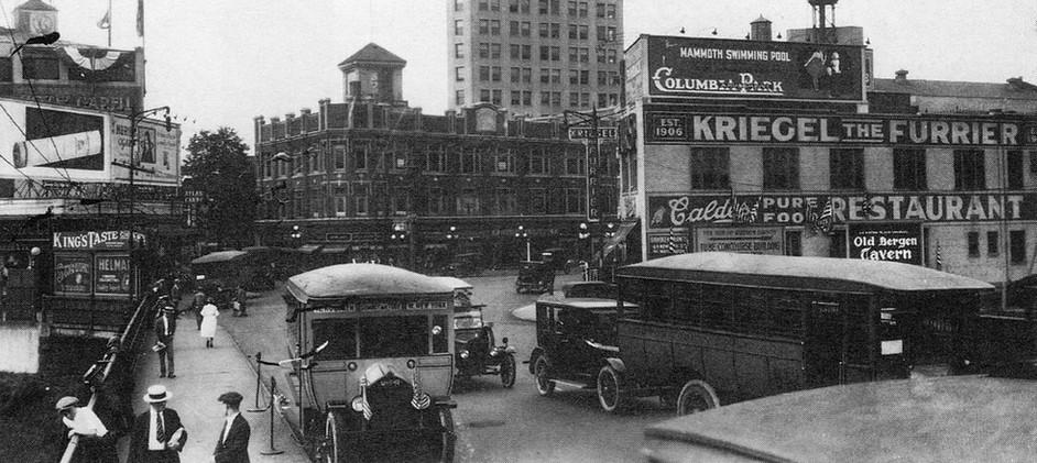 Hudson Blvd, 1922