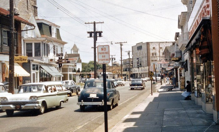 Cape May 1950's