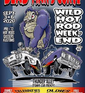 Dead Mans Curve Car Show 2020.Special Events Jerseyshorecarshows
