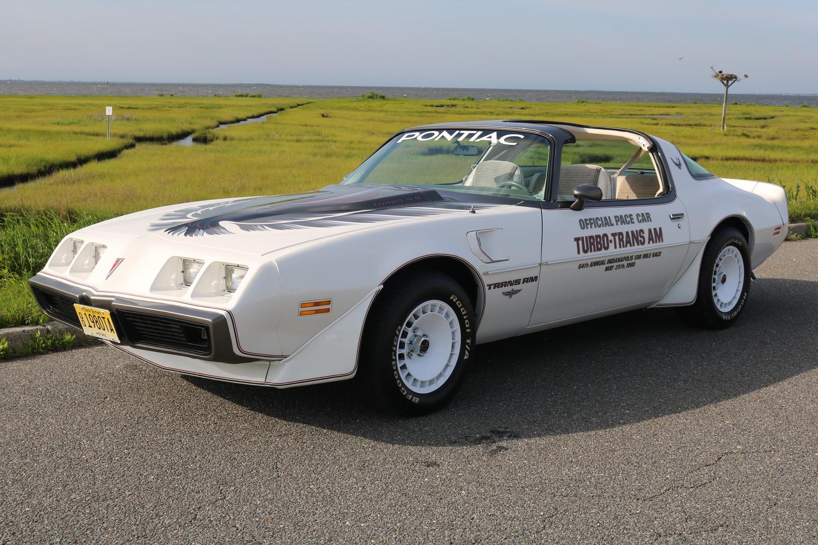 Big Al 1980 Trans Am