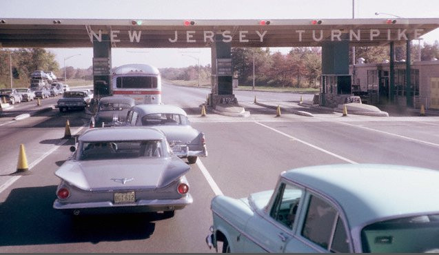 1961 NJ Turnpike