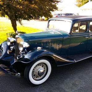 1933 Buick 57