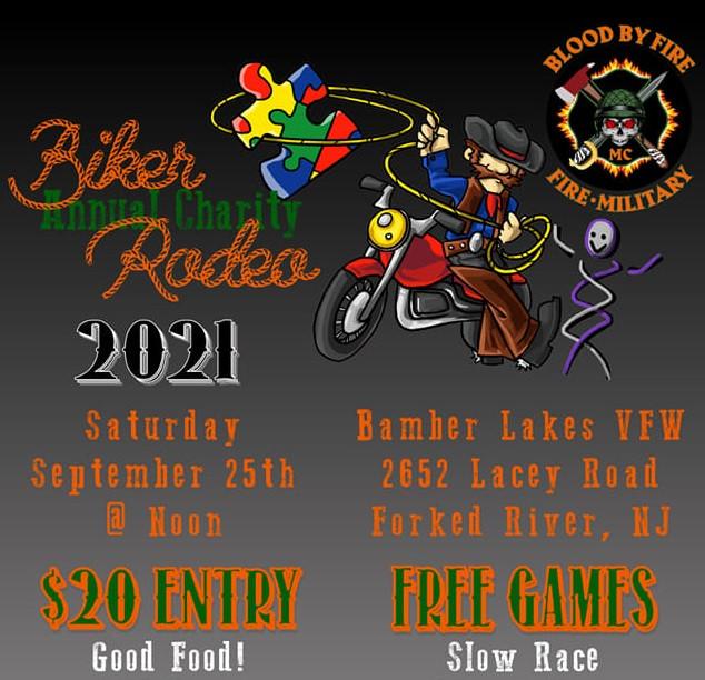 Biker Rodeo 2021