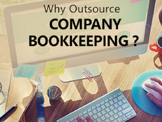 Why Should You Outsource Your Bookkeeping & Payroll? Here's Why!