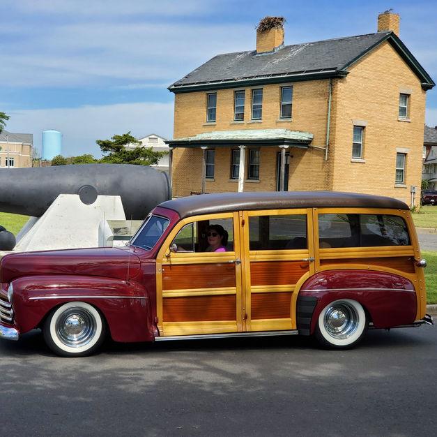 1946 Woodie