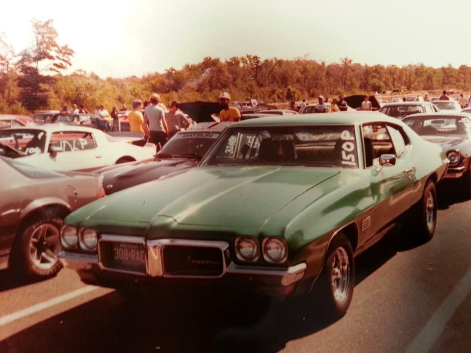 Raceway Park 1981