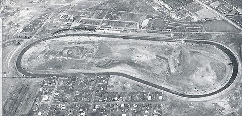 Trenton Speedway Track