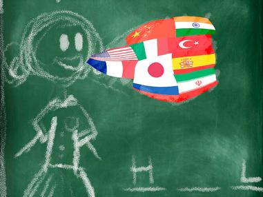 LL #14 – Sala dos Professores (PARTE III): Línguas estrangeiras na escola