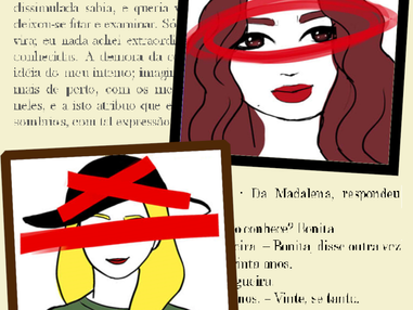 LL #02 – Capitus, Madalenas e os ciumentos da literatura