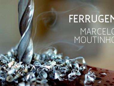 """Sorteio: """"Ferrugem"""", de Marcelo Moutinho (ENCERRADO)"""