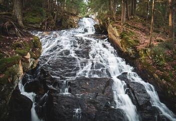 Waterfalls of Vermont
