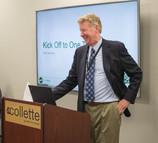 Dan Sullivan Jr, CEO of Collette