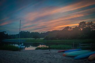 Sunsets of LI
