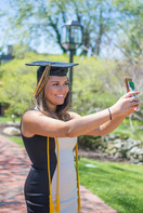Grad Selfie!