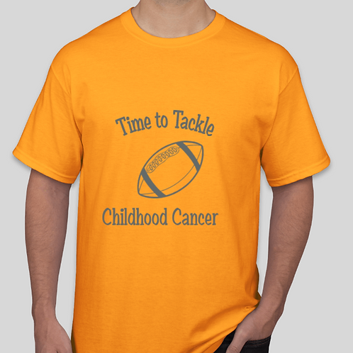 Tackle Cancer T-Shirt