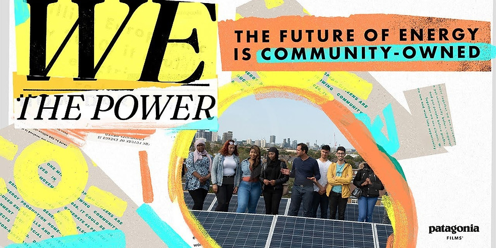Documentaire 'We the Power' en burgerenergie.be