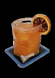 cocktail Fedora glass