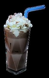 Choco Coco Lala cocktail