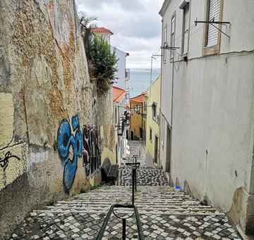 Lo sfavillio di Lisbona