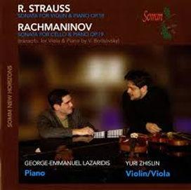 lazaridis, rachmaninov, strauss