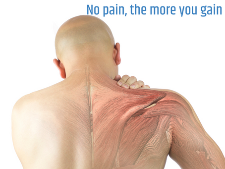 Rotator Cuff Injuries: No Pain, The More You Gain