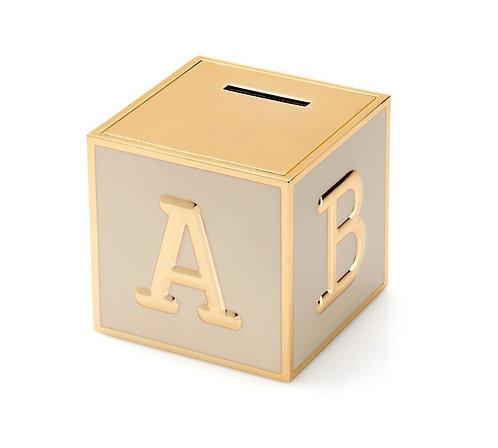 Money Box Cube