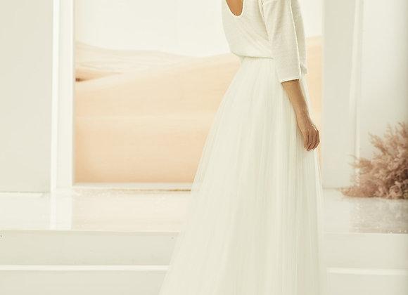 Vancouver - Long Sleeve Bridal Jumper