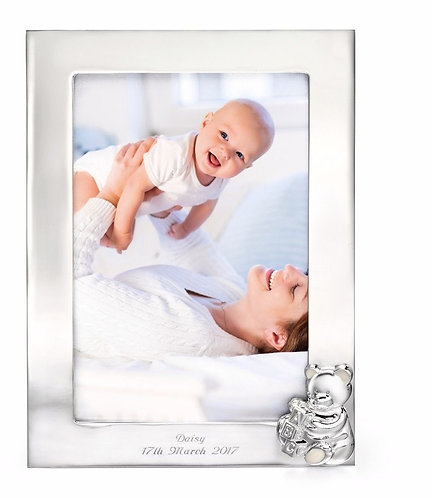 Preorder today_Silver Plated Photo Frame