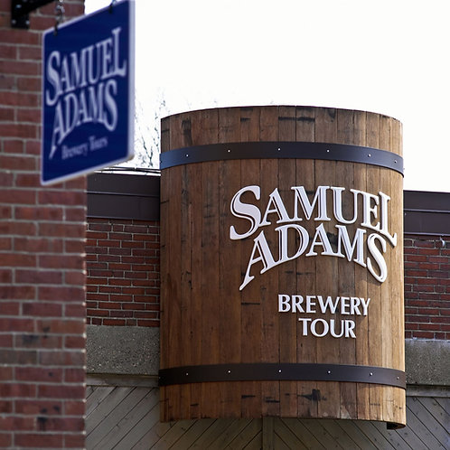 Samuel Adams Brewery | Golden Ticket Raffle