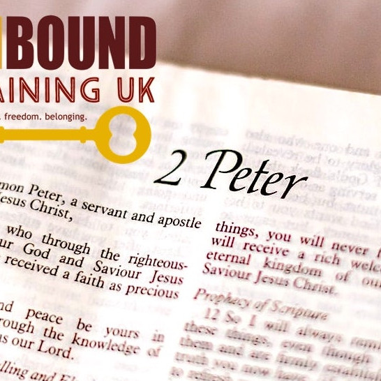 UNBOUND PROPHECY WORKSHOP with Therese Griffin (14th April 2021)