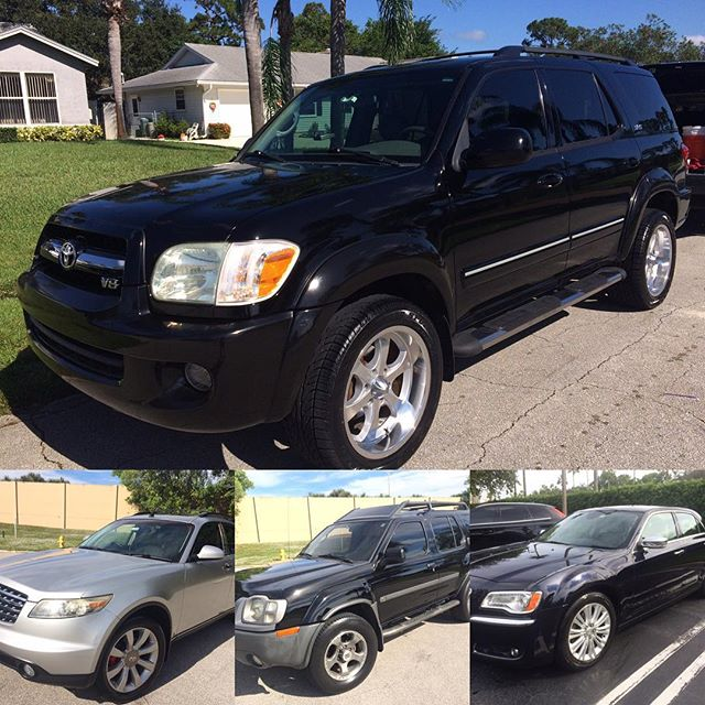 SUV's! 561-26