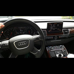 Audi S8 supercharged