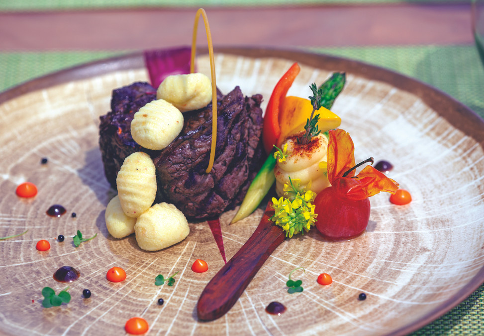 OBLU SELECT at Sangeli - Specialty Dinin