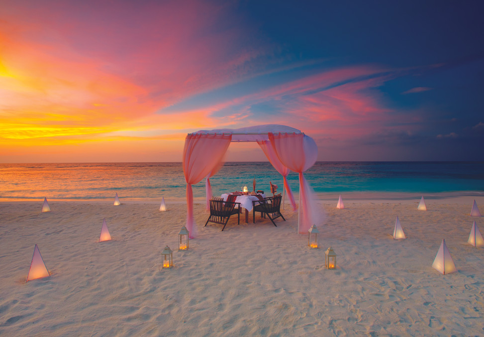 OBLU SELECT at Sangeli - Romantic Dinner