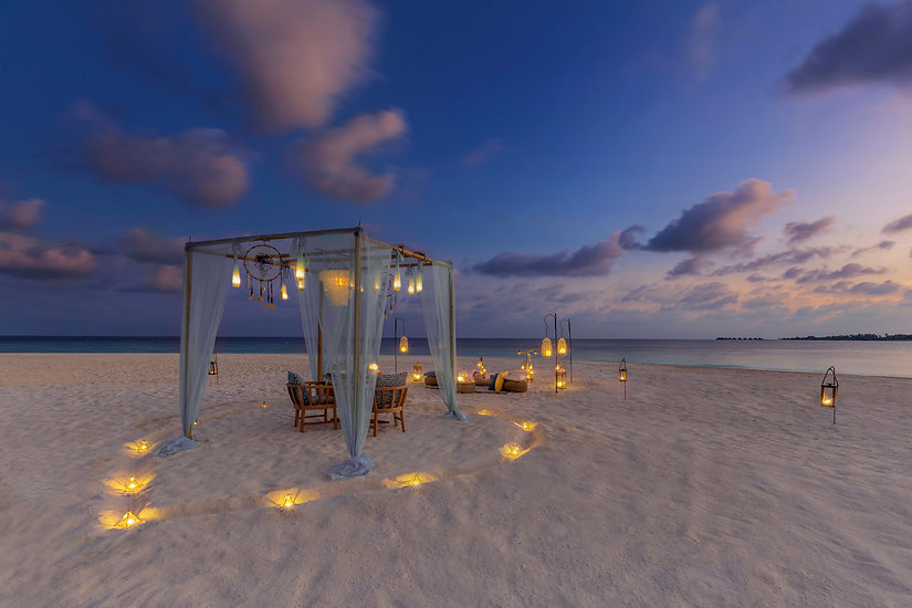 Destination Dining at Kudadoo Maldives