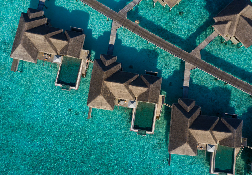 Over Water Pool Suite Aerial.JPG