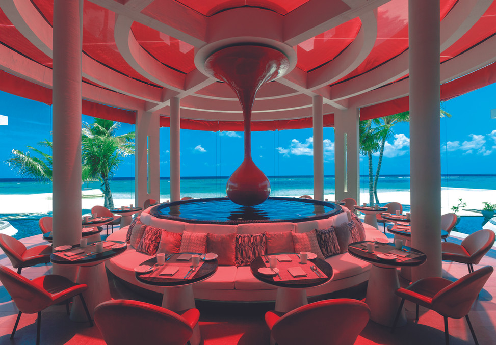OBLU SELECT at Sangeli - THE COURTYARD -
