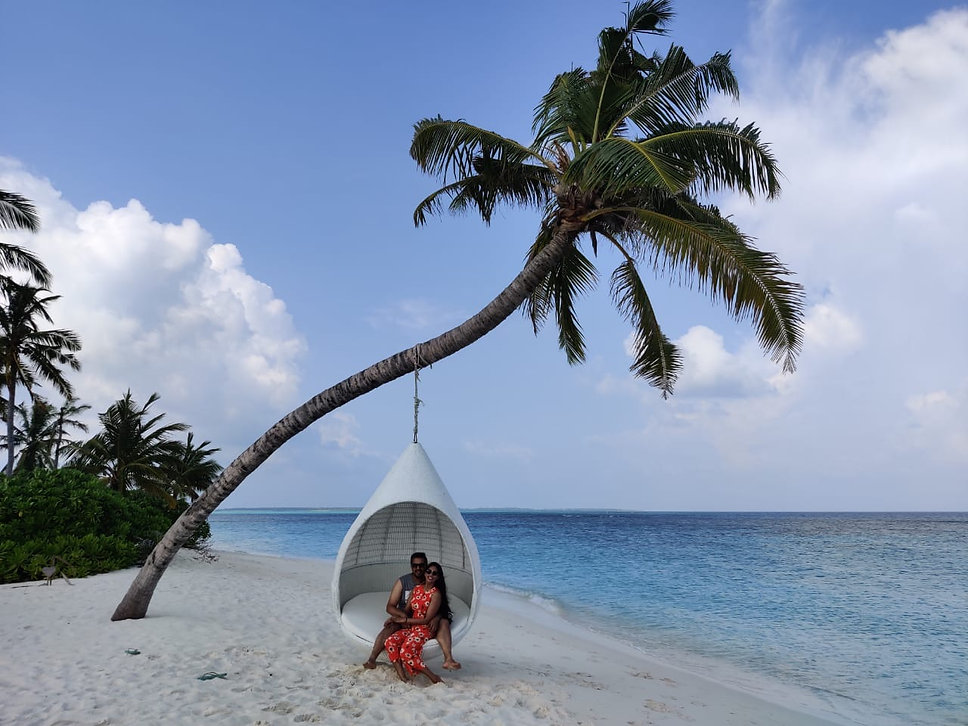 Summaiya Moin Merchant Cozymoons Maldive