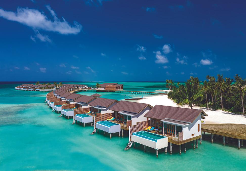 ATMOSPHERE KANIFUSHI MALDIVES - AERIAL V