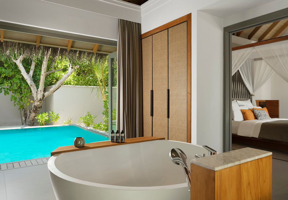 Beach Pool Retreat_Bathroom and Pool.jpg
