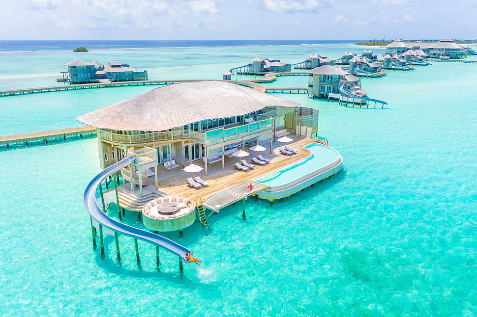 Soneva Jani | Over Water Villa | Maldives Best Luxury Villas